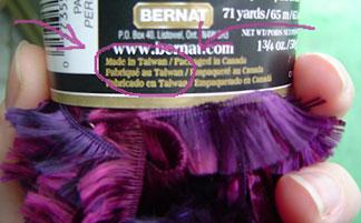 Bernat Boa label