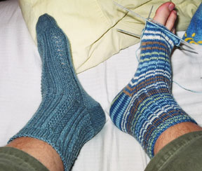 Patons Kroy Socks Yarn 55042 Gentry Grey | Pattern Design Great