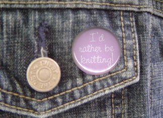 button by Vanessa