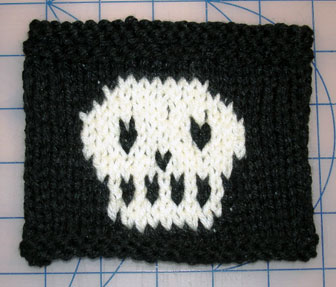 skull swatch