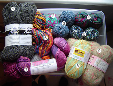 people who get yarn from people are the luckiest people in the world!